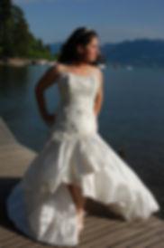 Robe de mariée Annecy
