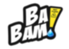 Ba Bam Sparks Law Logo