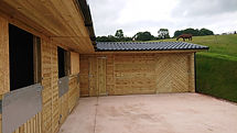 bespoke stable yard