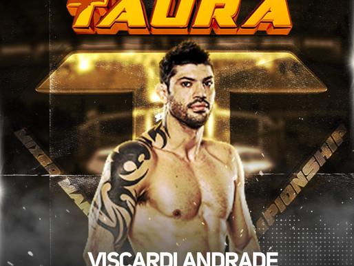 Viscardi Andrade, Rene Soldado e Bobby Moffett são os novos contratados do Taura!
