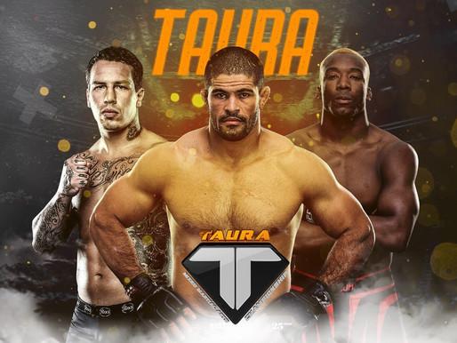 EX-UFCs TOQUINHO, GUTO INOCENTE E PATOLINO SÃO OS NOVOS CONTRATADOS DO TAURA MMA
