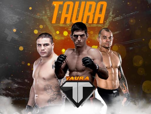 Bem vindos Gleison Tibau, Paulo Thiago e Daniel Sarafian!