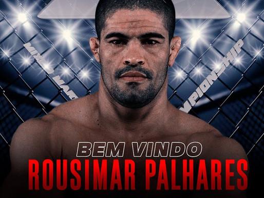 Ex-UFC, ROUSIMAR TOQUINHO NO TAURA MMA!