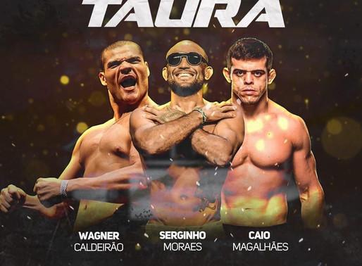 Bem-vindos Wagner Caldeirão, Serginho Moraes e Caio Magalhães!