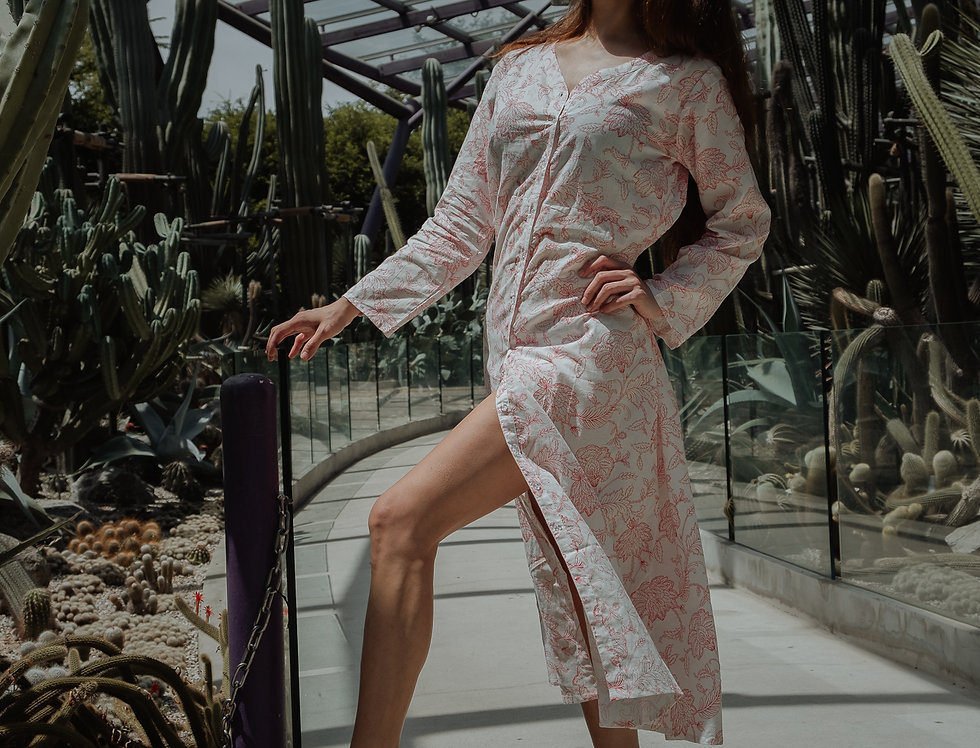 Bale Cotton Shirt Dress