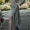 Thumbnail: Woodblock Paan Print Cotton Shirt Dress