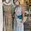 Thumbnail: Hand block print cotton Champa Sundress