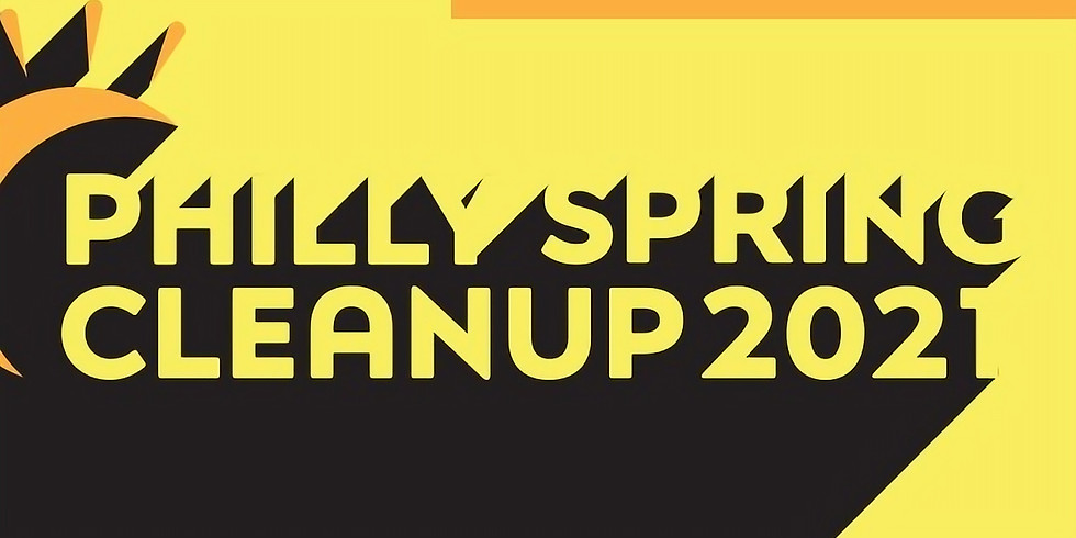 Philly Spring Cleanup @ Byberry Creek