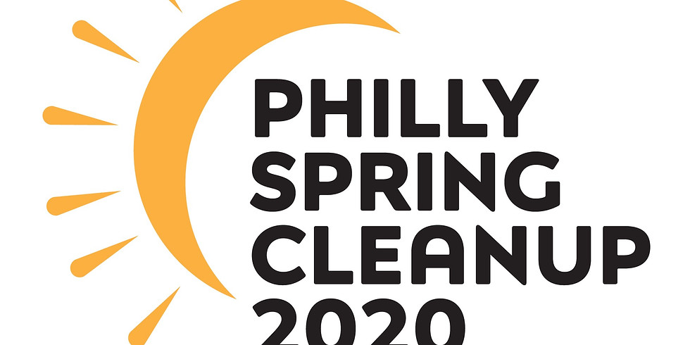 April cleanup - part of the Annual Philly Spring Cleanup