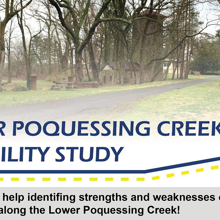 Virtual Public Meeting: Poquessing Creek Trail Feasibility Study