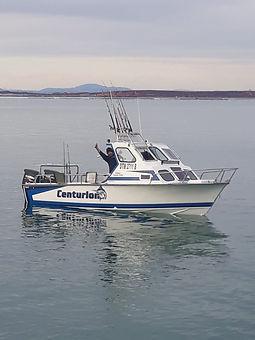 Centurion Charter fishing boat