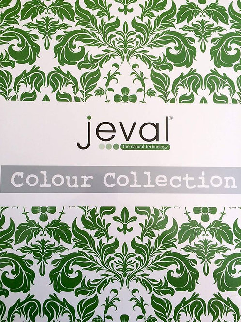 Jeval Italy Hair Colour - Sulphate & Paraben Free