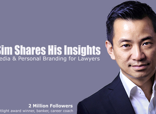 Social Media & Personal Branding For Lawyers.