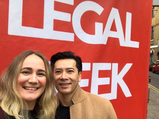 I'm a Legal Geek… and pretty proud of it!