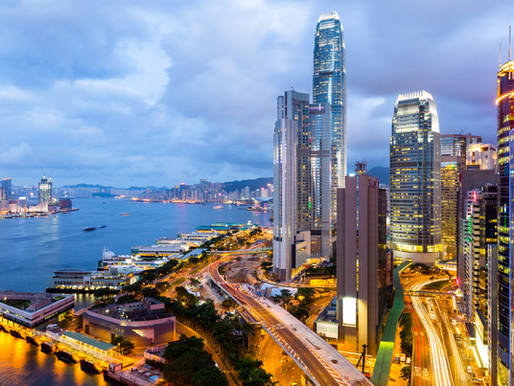 Hong Kong - China - The Legal Market Heats Up With The Weather