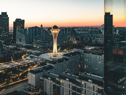 Kazakhstan - The Procedure For Registering A Crypto Company In The AIFC.