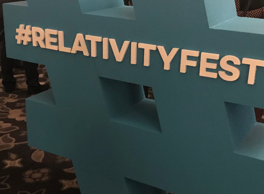 How To Get The Most Out Of Relativity Fest 2020.