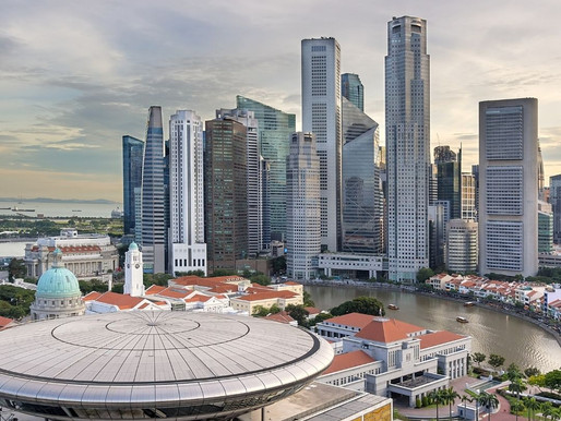 Singapore: Data Centres In 2021.