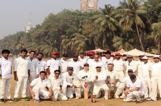 Bankers Bounce Back to Beat the Lawyers in the Annual Charity Cricket Match