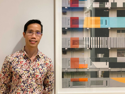 Legal Consultant Profile: 'The Tech-Savvy Yogi ' Sean Tan.