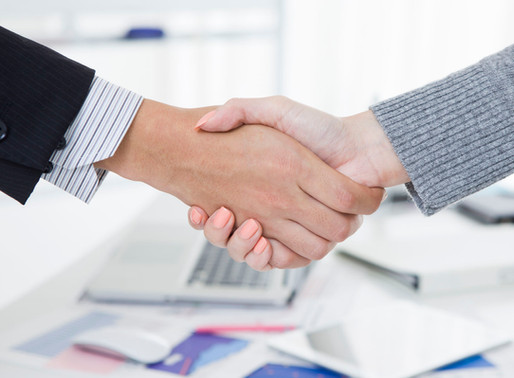 The Art Of Building Business Relationships.