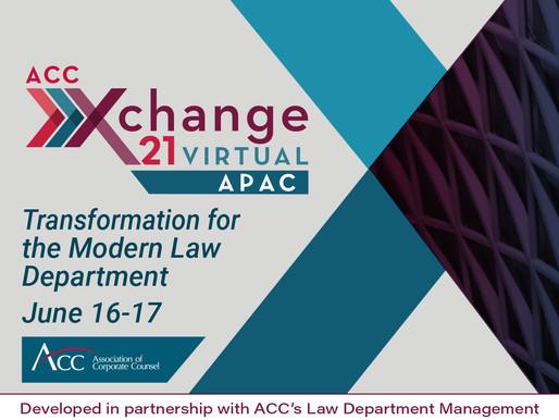 ACC Asia-Pacific Xchange June 16 & 17