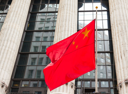 China: Red Flags Rising.