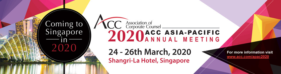 2020 ACC Asia Pacific Annual Meeting