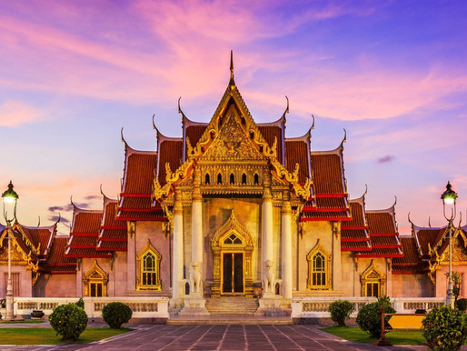 Thailand - Thai Road To COP 26: NDC, Climate Change Bill & Green Finance.
