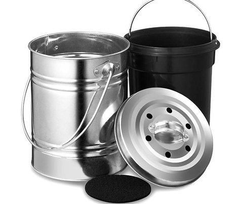 Kitchen Compost Bin Set