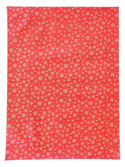 "LilyBee Beeswax Wraps Platter Wrap ""Twinkle Toes"""