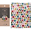 """Thumbnail: LilyBee Beeswax Wraps Large Sandwich Bag """"Poppies"""""""