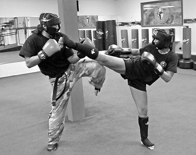 self defense class, hand to hand combat training