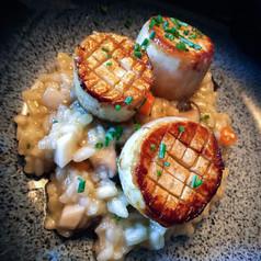 Vegan king oyster mushroom risotto.jpg