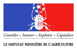 Nouveau Ministere de l'Agriculture