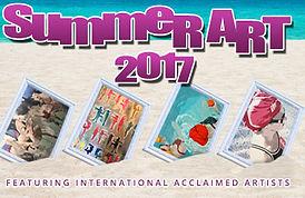 summer art exhibition, marbella,
