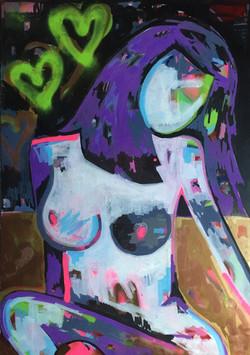 Graffiti Girl 2