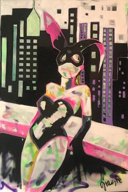 Bunny In New York