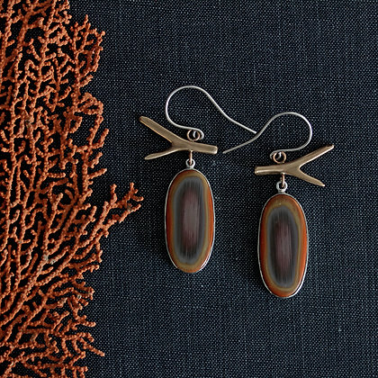 Imperial Jasper Earrings