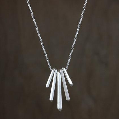 Crystal Spray Necklace
