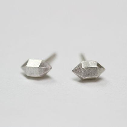 Herkimer Diamond Stud