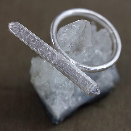Crystal Bar Ring