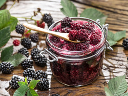 Bramble Blackberry jam