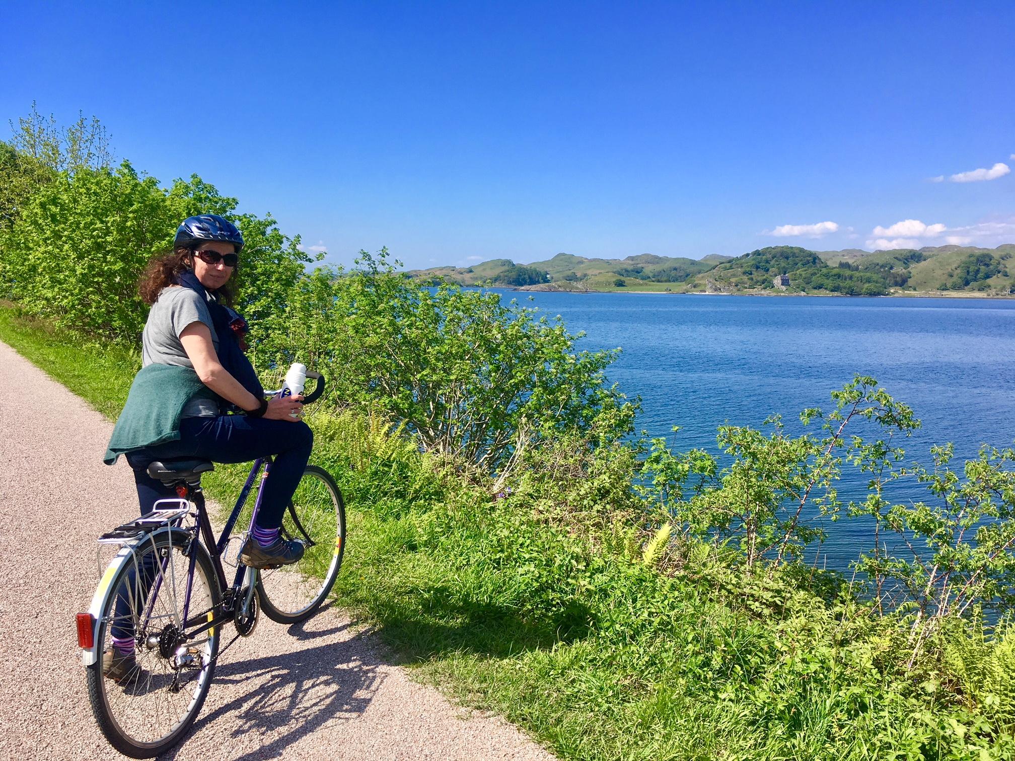 Cycle Crinan Canal