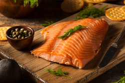 Braden Rost (Hot smoked Scottish salmon)