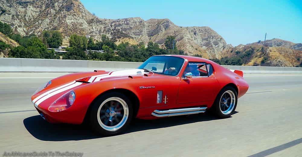 Shelby Daytona Fastback