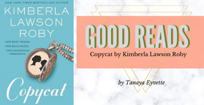 Good Reads: Copycat by Kimberla Lawson Roby