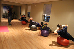Kids boot camp - Killer core workout