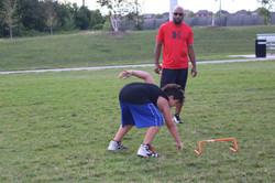 One on One training
