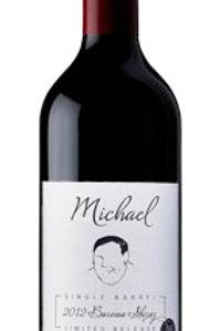 2012 Michael Shiraz